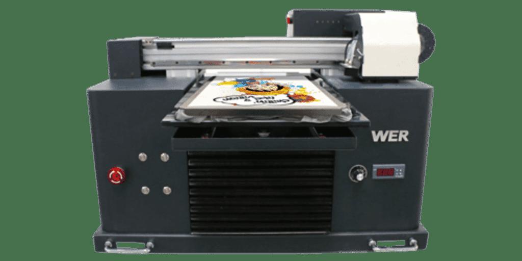 bb5f24f7f A3 WER-E3055T Personalised T shirts Printer. WER-E3055T dtg printer1