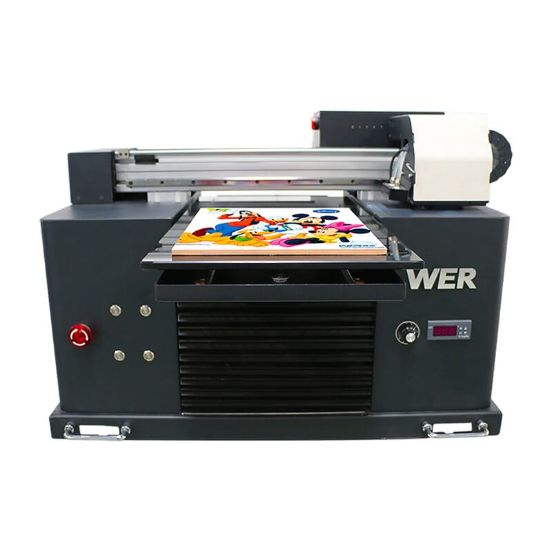 WER-E3055T A3 DTG T-shirt Printer