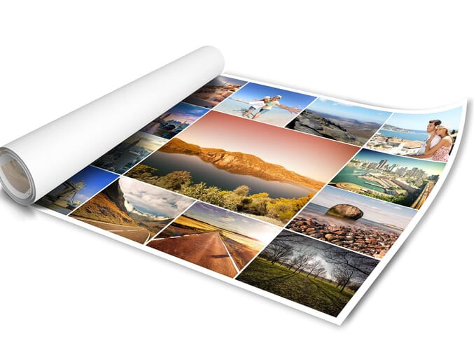 Roll Photo Paper