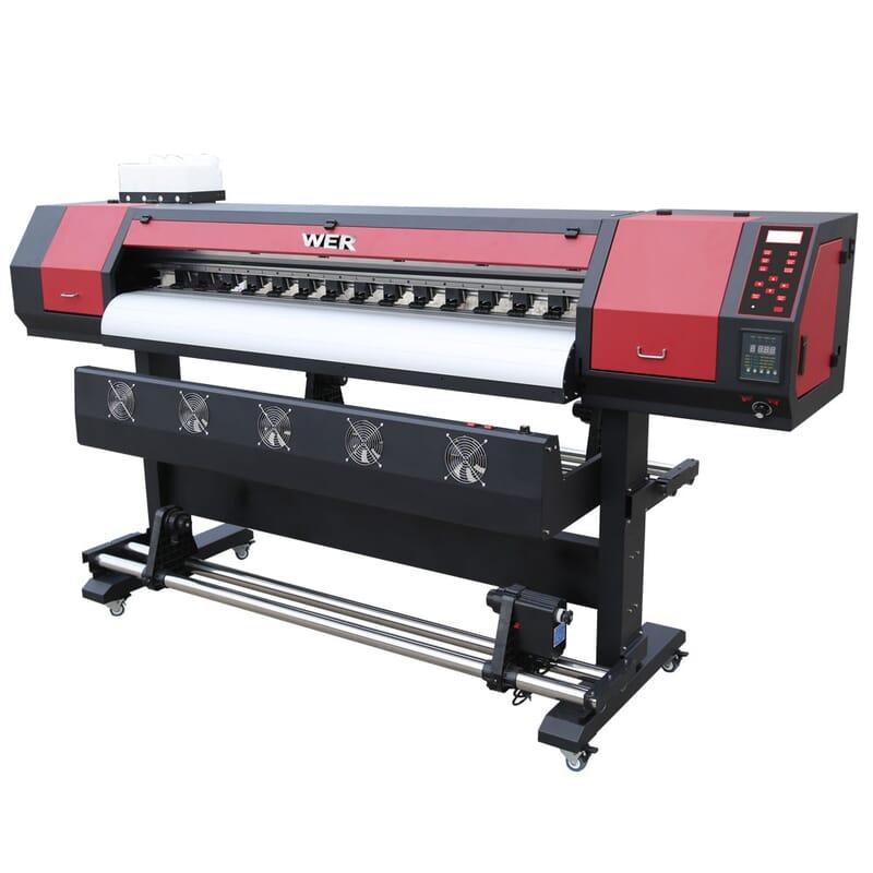 Impresora WER-ES1902-Eco-solvente