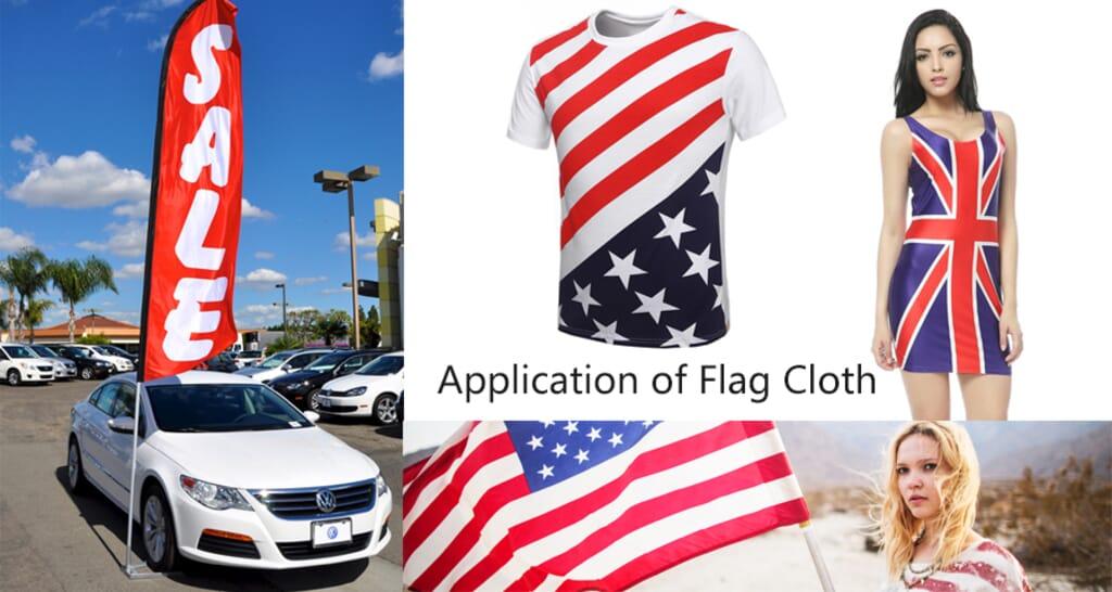 Flag Cloth banner