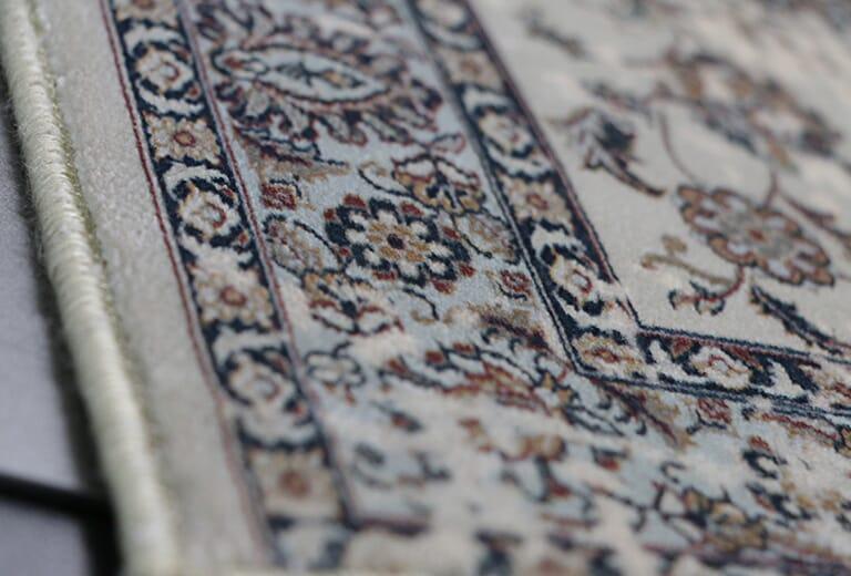 Muestra de impresión de la impresora WER G2513UV: alfombras
