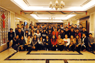 Miembros de WERCAN, 2015