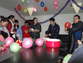 Worker's birthday, 2 2015