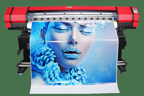 ES160 flex printing machine