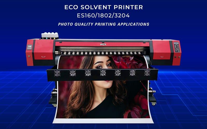 5FT ES1802 Eco Solvent Printer