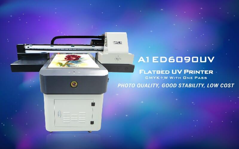 A1-WER-ED6090 LED UV PRINTER
